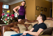 Brooke Wylde & Bruce Venture in Dirty Wives Club - Sex Position 1