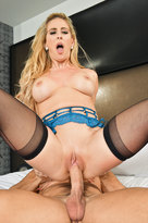 Cherie DeVille starring in Bad Girlporn videos with American and Ass licking