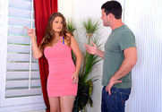 Allison Moore & Preston Parker in Neighbor Affair - Sex Position 1