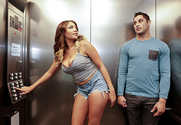 Cassidy Banks & Damon Dice in Neighbor Affair
