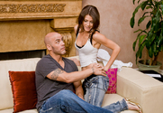 Jenni Lee & Derrick Pierce in Neighbor Affair - Sex Position 1