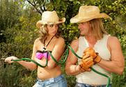 Jenny Hendrix & Evan Stone in Neighbor Affair
