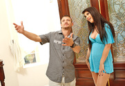 Karina White & Mr. Pete in Neighbor Affair - Sex Position 1