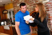 Kayla Carrera & Jordan Ash in Neighbor Affair