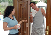 Lisa Ann & Billy Glide in Neighbor Affair - Sex Position 1