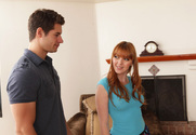 Marie McCray & Giovanni Francesco in Neighbor Affair - Sex Position 1