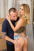 Natalia Starr starring in Neighborporn videos with Ass smacking and Ball licking