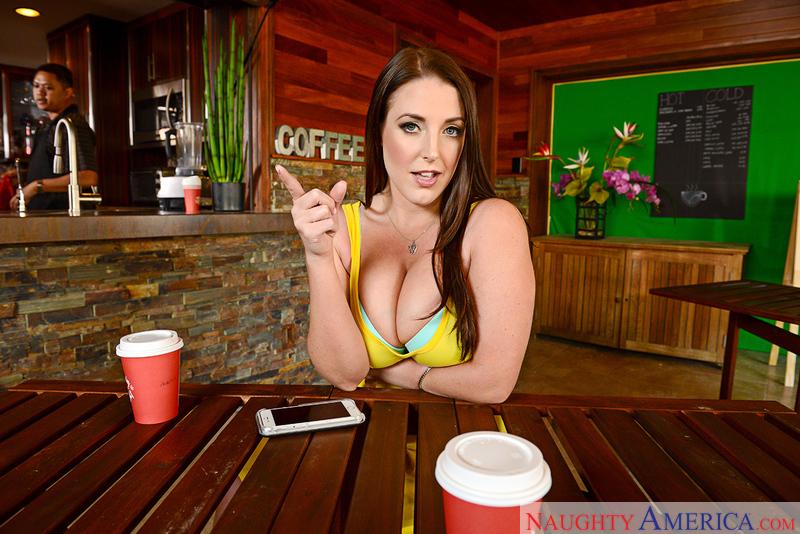Angela White - Sex Position 1