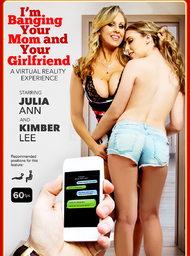 Julia Ann, Kimber Lee  & Chad White in Naughty America - Centerfold