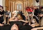 Karla Kush, Kendall Kayden, Mia Malkova & Sydney Cole - Blowjob