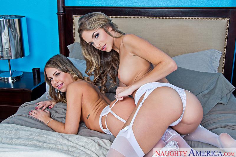 Kendall Kayden & Kimmy Granger - Sex Position 1