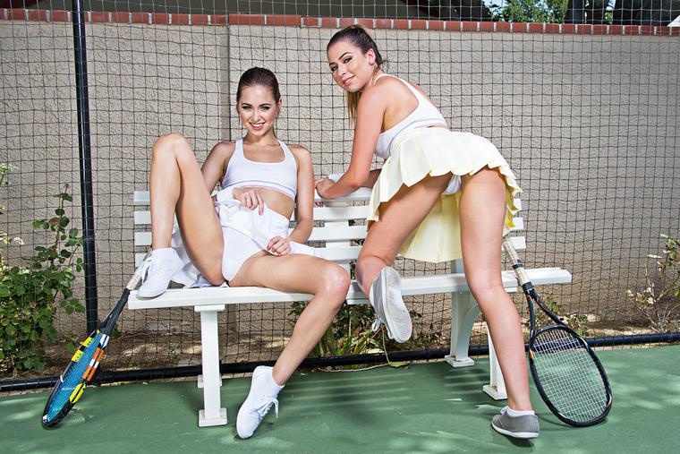 Melissa Moore & Riley Reid