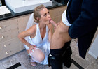 Nicole Aniston & Alan Stafford in Naughty America -  Blowjob