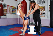 Gianna Lynn & Tony DeSergio in Naughty Athletics - Sex Position 1