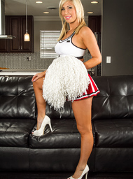 Tasha Reign & Damon Dice in Naughty Athletics - Centerfold