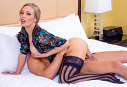 Nicole Aniston & Johnny Castle in Tonight's Girlfriend - Sex Position 2