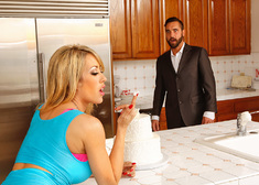 Capri Cavanni & Daniel Hunter in Naughty Weddings - Centerfold