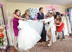 Dillion Harper & Ryan Mclane in Naughty Weddings - Centerfold