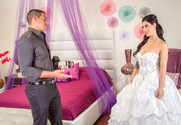 Noelle Easton & Tony Martinez in Naughty Weddings - Sex Position 1