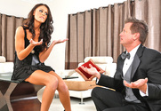 Whitney Westgate & Eric Masterson in Naughty Weddings - Sex Position 1