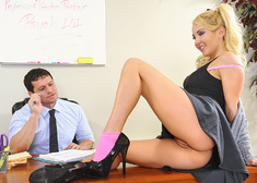 Aaliyah Love & Preston Parker in Naughty Bookworms