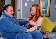 Dani Jensen & Alec Knight in Naughty Bookworms - Sex Position 1