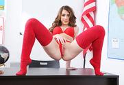 Joseline Kelly & Sean Lawless in Naughty Bookworms