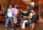 Jezebelle Bond & Lena Lang & Kurt Lockwood in Naughty Flipside