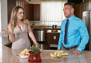 Alexis Adams & Johnny Castle in Naughty Office story pic