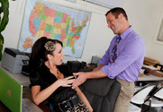 Amy Brooke & Jack Lawrence in Naughty Office story pic