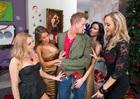 Brandi Love & Lexi Belle & Madison Ivy & Veronica Avluv - Sex Position 2