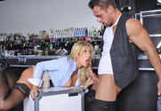 Capri Cavanni & Johnny Castle in Naughty Office - Sex Position 2