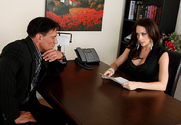 Chanel Preston & Marco Banderas in Naughty Office - Sex Position 1