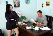 Daphne Rosen & Chris Strokes in Naughty Office