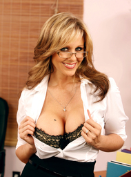 Julia Ann & Marco Banderas in Naughty Office - Centerfold