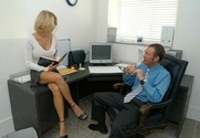 & Katie Morgan in Naughty Office - Sex Position 1