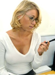 & Katie Morgan in Naughty Office - Centerfold