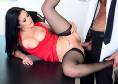 Katrina Jade & Danny Mountain in Naughty Office - Centerfold