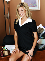 Kendall Brooks & Charles Dera in Naughty Office