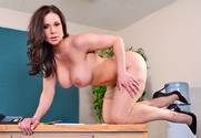 Kendra Lust & Richie Black in Naughty Office - Sex Position 1