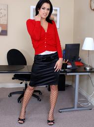 Mia Bangg & Evan Stone in Naughty Office - Centerfold