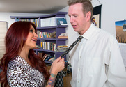Monique Alexander & Mark Wood in Naughty Office - Sex Position 1
