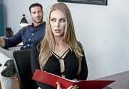 Nicole Aniston & Charles Dera in Naughty Office