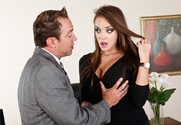 Nika Noir & Will Powers in Naughty Office - Sex Position 2