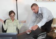 Sara Faye & Tony T. in Naughty Office