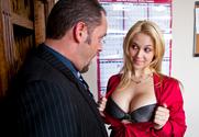 Sarah Vandella & Alec Knight in Naughty Office