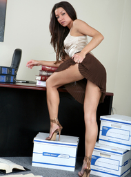 Ann Marie Rios & Rocco Reed in Naughty Office - Centerfold