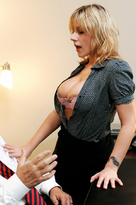 Velicity Von starring in Bossporn videos with Big Ass and Big Fake Tits