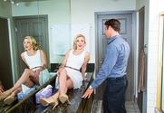 Karla Kush & Chad White in Naughty Rich Girls - Sex Position 1