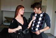 Lily Carter & Xander Corvus in Naughty Rich Girls